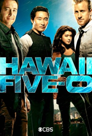 Hawaii Five-0 1. Évad (2010) borító