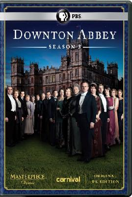 Downton Abbey (2012) borító
