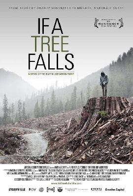 If a Tree Falls: A Story of the Earth Liberation Front  poszter