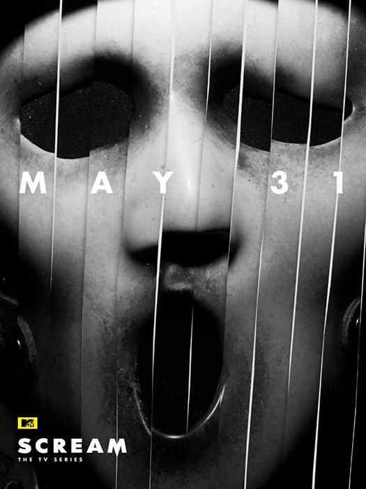 Scream: The TV Series  poszter