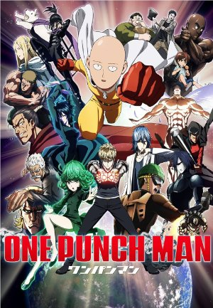 One punch man  poszter