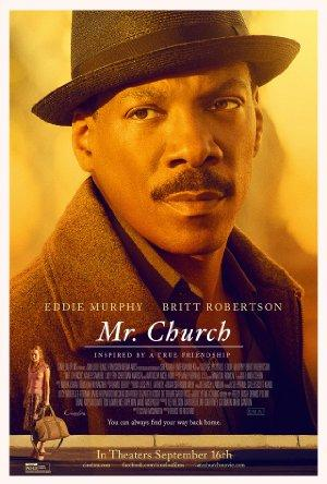 Mr. Church  poszter