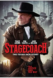 Stagecoach: The Texas Jack Story  poszter