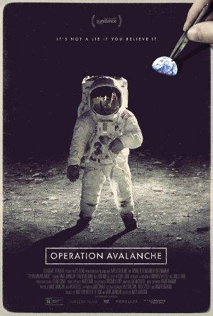 Operation Avalanche  poszter