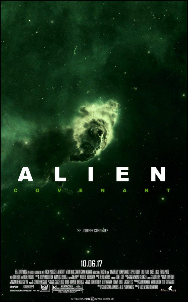 Alien: Covenant pillanatkép 6