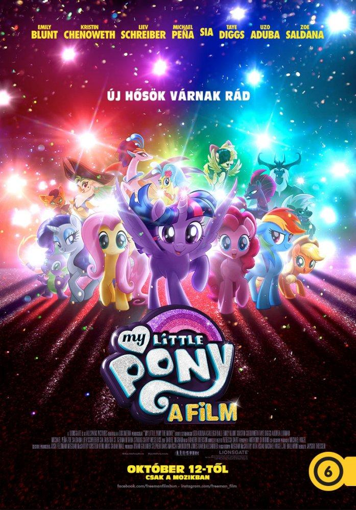 My Little Pony: A film pillanatkép 2
