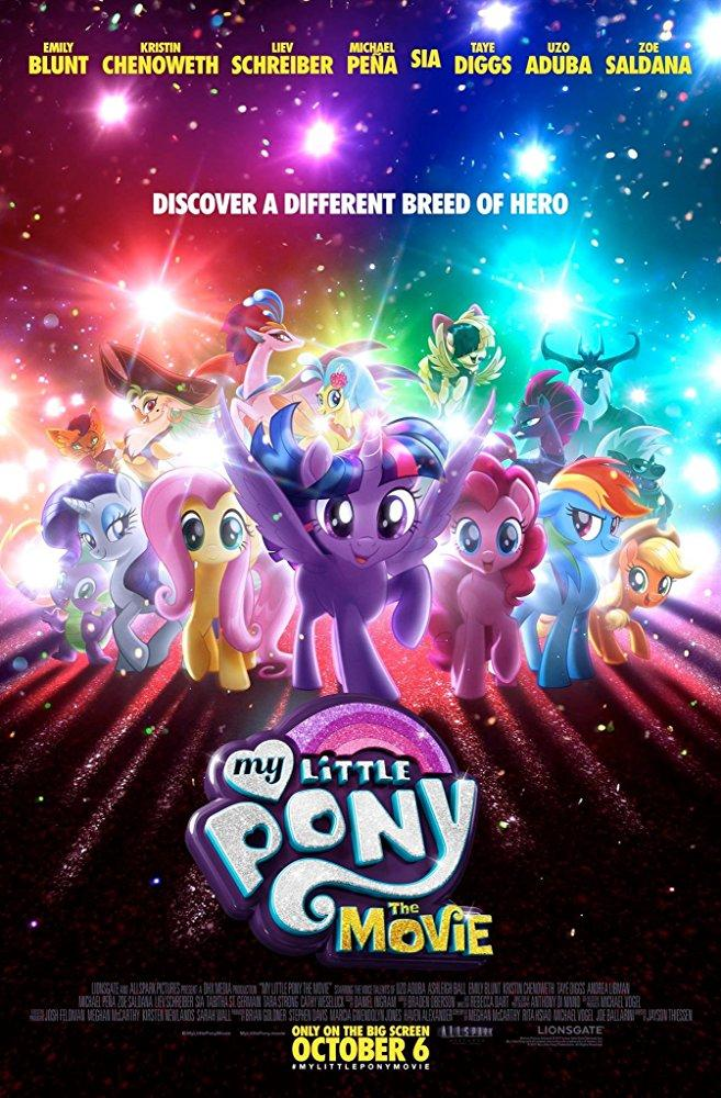 My Little Pony: A film  poszter