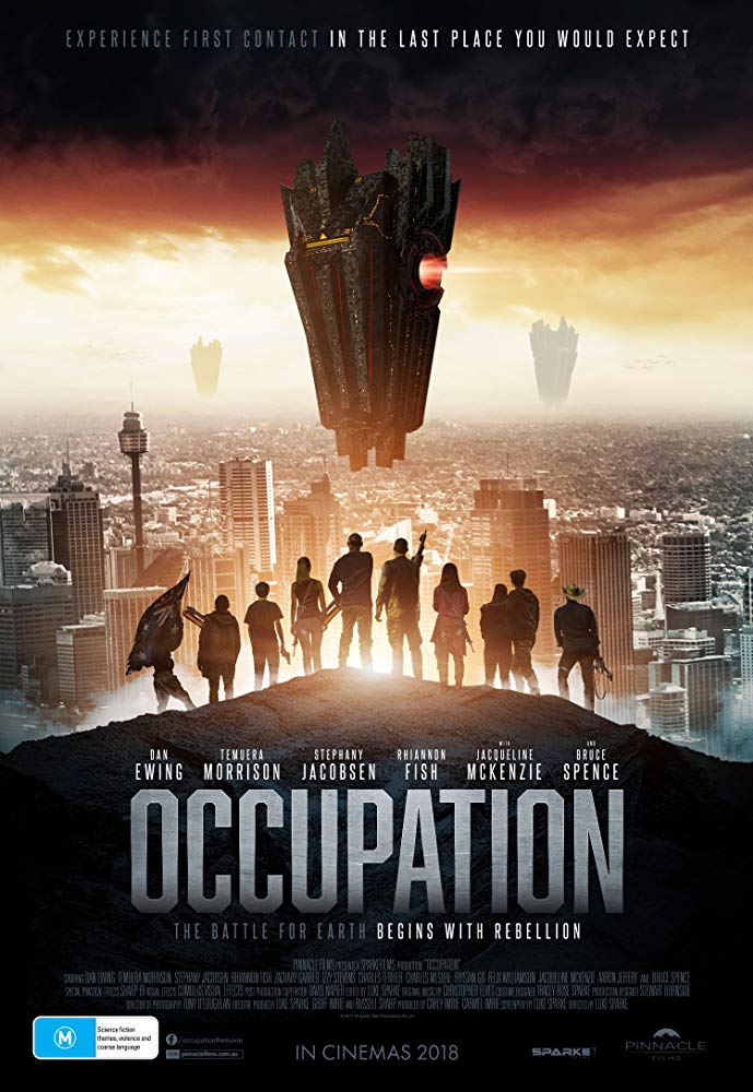 Occupation (2018)  poszter