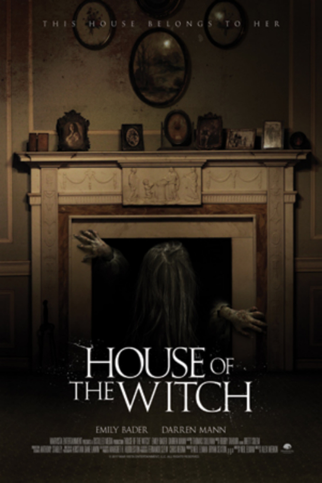 House of the Witch  poszter