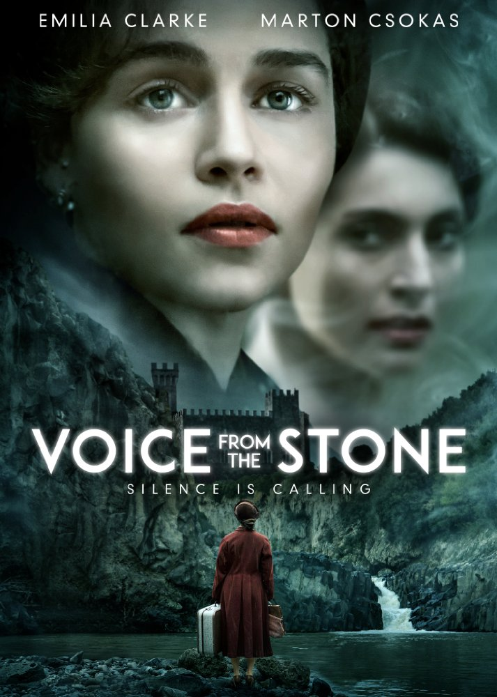 Voice from the Stone  poszter