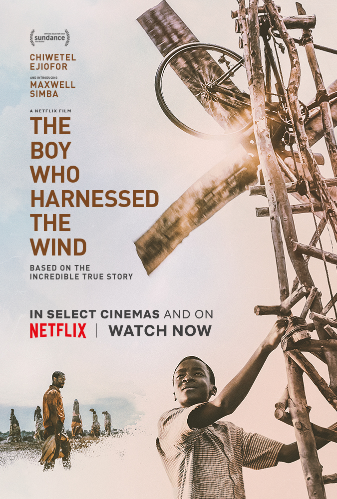 The Boy Who Harnessed the Wind  poszter