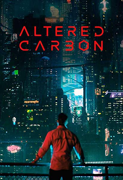 Altered Carbon  poszter
