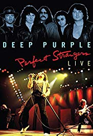 Deep Purple: Perfect Strangers Live  poszter
