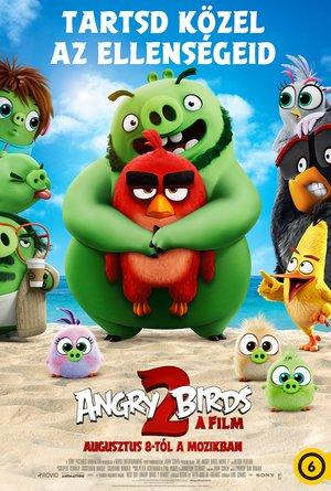 Angry Birds 2: A film  poszter