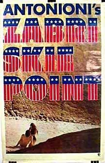 Zabriskie Point (1970) borító