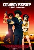Cowboy Bebop: The Movie  poszter